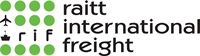 Raitt  International  Freight LOGO